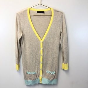 The Limited Multi Color Sweater
